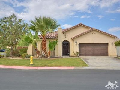 Indio Single Family Home For Sale: 41425 Marston Court
