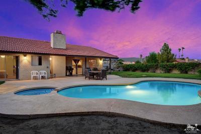 Bermuda Dunes Single Family Home Contingent: 79231 Port Royal Avenue