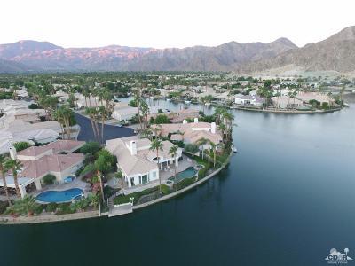 La Quinta Single Family Home For Sale: 47500 Via Montigo