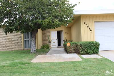 Palm Desert Single Family Home Contingent: 77080 Florida Avenue