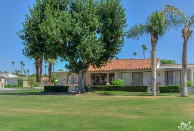 Rancho Las Palmas C. Condo/Townhouse Contingent: 19 Durango Circle