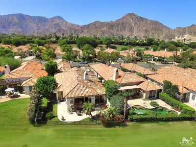La Quinta Single Family Home For Sale: 48400 Via Solana