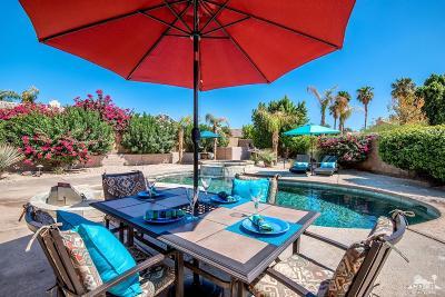 La Quinta Single Family Home For Sale: 44520 Marguerite Court