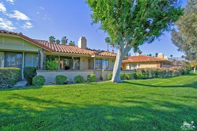 Palm Desert Condo/Townhouse For Sale: 276 Avenida Del Sol