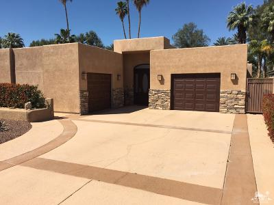 Indian Wells Single Family Home For Sale: 45455 Club Drive