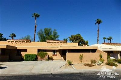 Palm Desert Condo/Townhouse For Sale: 77410 Preston Trail