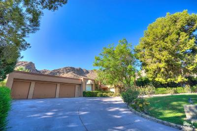 Thunderbird Heights Single Family Home For Sale: 70619 Placerville Road