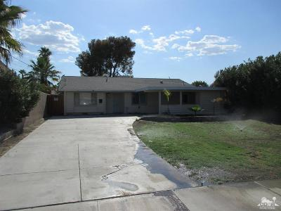 Palm Desert Single Family Home For Sale: 42775 Wisconsin Avenue