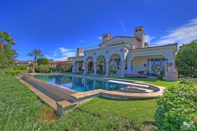 La Quinta Single Family Home Sold: 53635 Via Mallorca