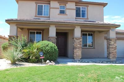 San Milan Single Family Home Sold: 40321 La Spezia Court