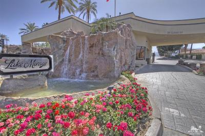 Rancho Mirage Condo/Townhouse For Sale: 27 Lake Shore Dr Drive