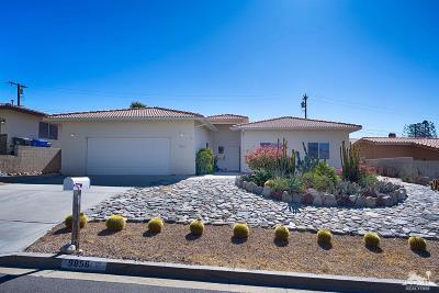 Single Family Home For Sale: 9856 San Felipe Road