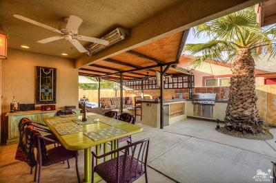 Palm Desert Country Single Family Home Contingent: 76530 California Drive