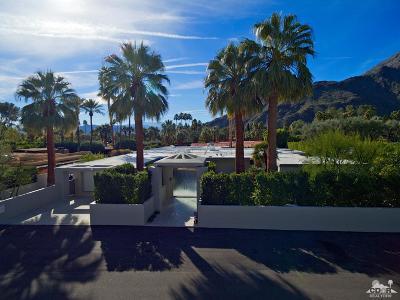 Palm Springs Single Family Home For Sale: 521 West Via Lola