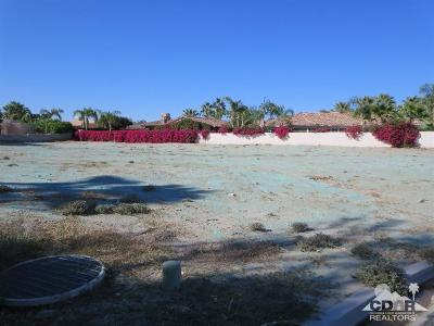 Indian Wells Residential Lots & Land For Sale: 77300 Coyote Creek