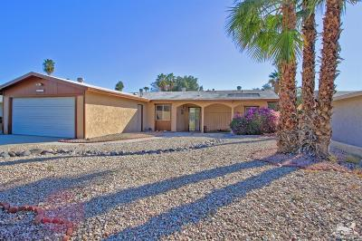 Palm Desert Country Single Family Home For Sale: 43160 Virginia Avenue