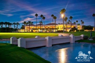 Rancho Mirage Condo/Townhouse For Sale: 475 Sunningdale Drive