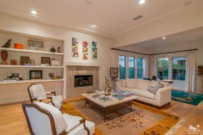 Indian Wells Single Family Home Contingent: 76327 Via Fiore