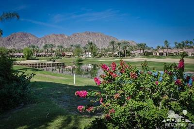 La Quinta Single Family Home For Sale: 81270 Golf View Drive
