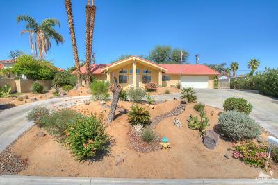Bermuda Dunes Single Family Home For Sale: 79700 Bermuda Dunes Drive Drive