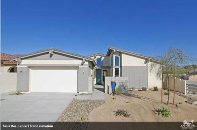 Palm Desert Single Family Home Sold: 74467 Tesla Drive