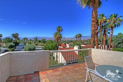 Rancho Mirage Condo/Townhouse For Sale: 406 Forest Hills Drive