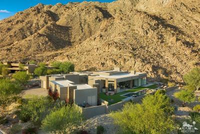 Palm Desert Single Family Home For Sale: 49790 Desert Vista Drive