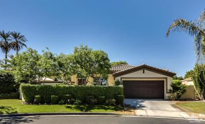 Indian Wells Single Family Home Contingent: 44217 Yucca Drive