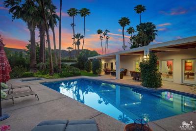 Palm Desert Single Family Home For Sale: 73285 Bursera Way