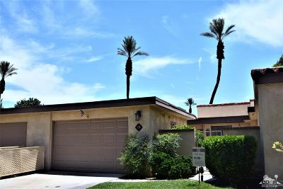 Rancho Mirage Condo/Townhouse For Sale: 19 Haig Drive