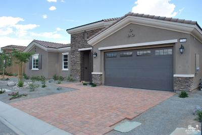 La Quinta Single Family Home For Sale: 57844 Barristo Circle