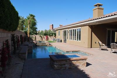 La Quinta Single Family Home For Sale: 57721 Barristo Circle