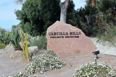 Palm Desert Residential Lots & Land For Sale: West Cholla