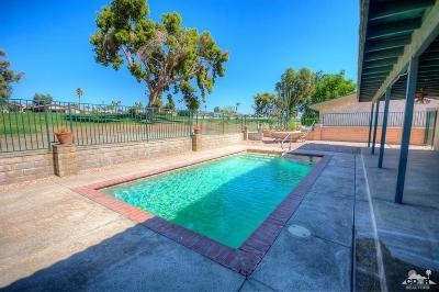 Palm Desert Country Single Family Home Contingent: 76710 Florida Avenue