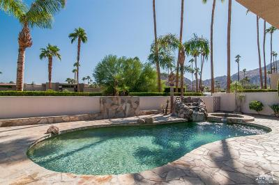 Indian Wells Single Family Home For Sale: 45585 Alta Colina Way