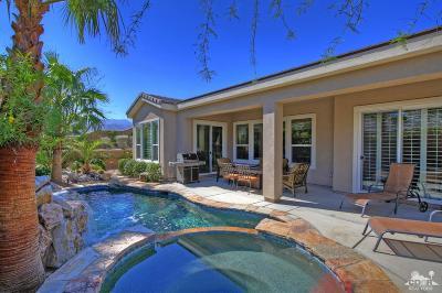 La Quinta Single Family Home For Sale: 61230 Talea Drive