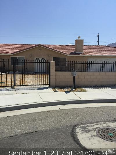 Palm Springs Single Family Home Contingent: 329 West Bon Air Drive
