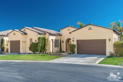La Quinta Single Family Home For Sale: 57758 Santa Rose Trail