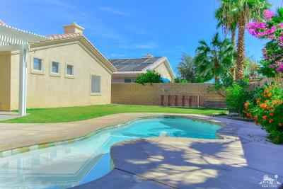 Bermuda Dunes Single Family Home For Sale: 78325 Desert Mountain Circle