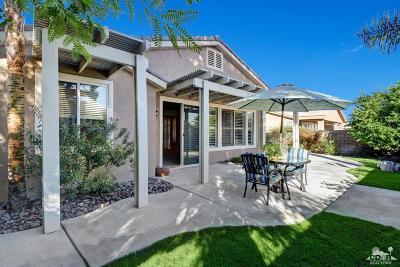 La Quinta Single Family Home For Sale: 60458 Juniper Lane