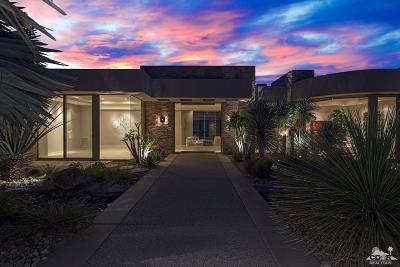 Rancho Mirage Single Family Home For Sale: 33 Mirada Circle Circle