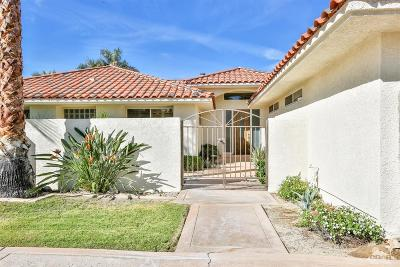 Palm Desert Single Family Home For Sale: 48861 Shady View Drive
