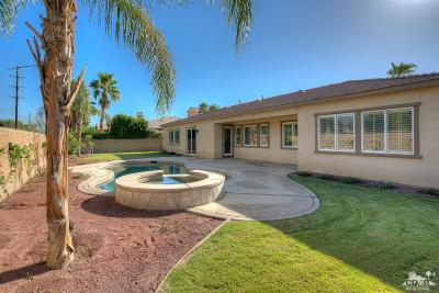 La Quinta Single Family Home For Sale: 57827 Cantata Drive