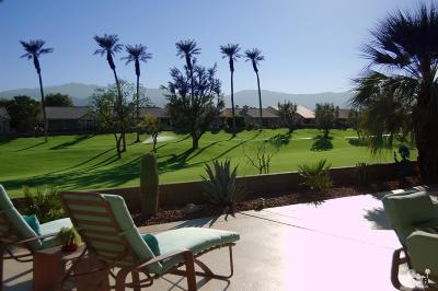 Palm Desert Single Family Home Contingent: 78679 Putting Green Drive