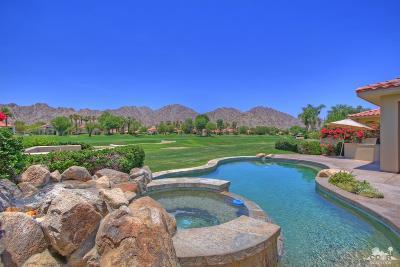 La Quinta Single Family Home For Sale: 57151 Medinah