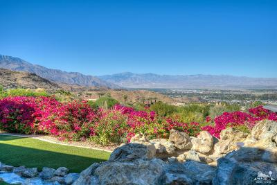Rancho Mirage Single Family Home For Sale: 54 Granite Ridge