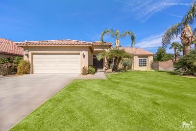 La Quinta Single Family Home For Sale: 78620 Naples Drive