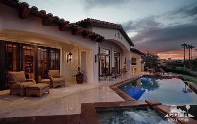 La Quinta Single Family Home For Sale: 80550 Via Pessaro, Lot 175