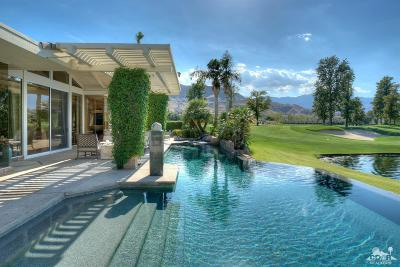 Rancho Mirage Single Family Home For Sale: 52 Fincher Way