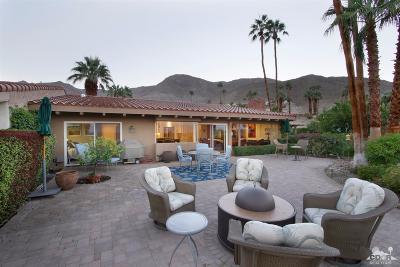 Rancho Mirage Condo/Townhouse For Sale: 40100 Via Los Altos